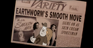 Earthworm's Smooth Move by Thebackgroundponies2016Style
