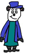 Mr Archibald Panda (pajamas)