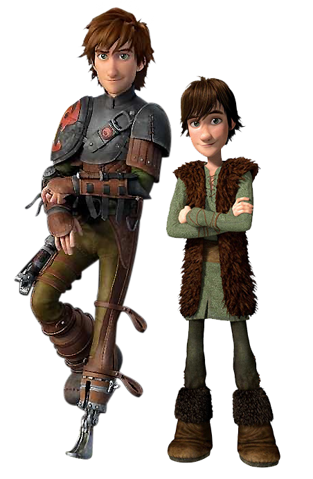 Hiccup (How to train your Dragon)