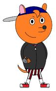 Mr Booker Cooter (pyjamas)