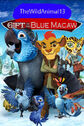 Gift of the Blue Macaw Poster