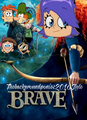 Brave (Thebackgroundponies2016Style)