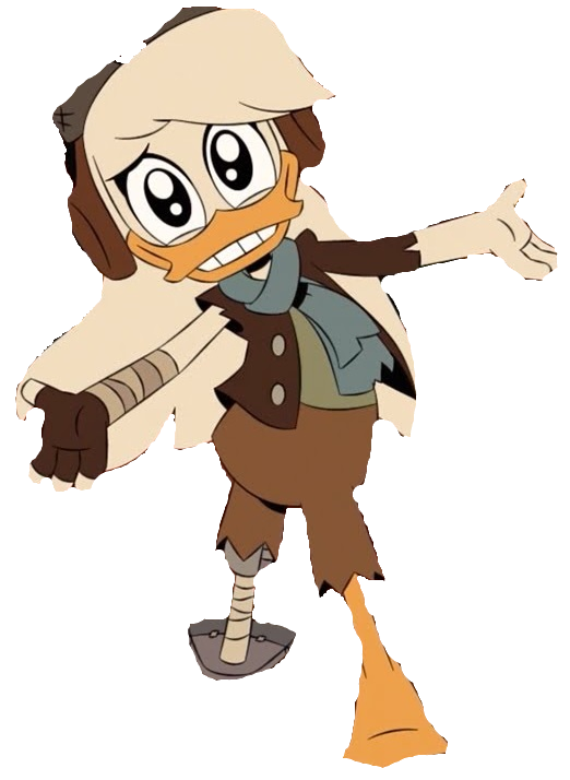 Della Duck (DuckTales)