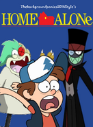 Home Alone (Thebackgroundponies2016Style)