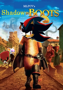 Shadow in Boots Poster