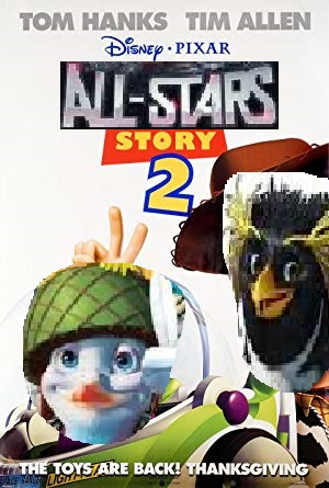 All-Stars Story 2 (poster)