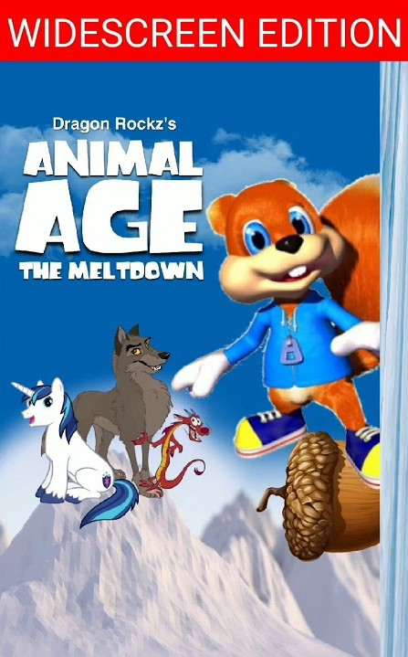 Animal Age 2: The Meltdown (DVD) (Widescreen Edition)