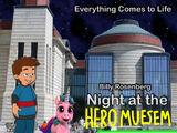 Night at the Hero Museum (Hero Style 1)