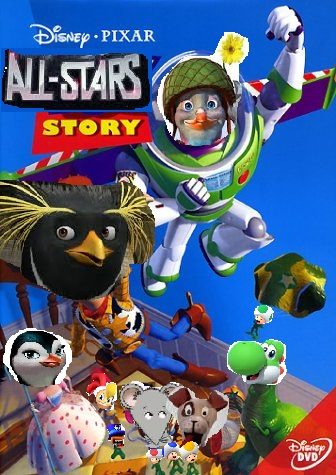All-Stars Story 1