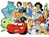 Disney and DreamWorks Keep Moving forward Team