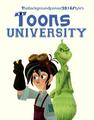 Heroes University Poster