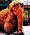 Snuffy in Sesame Street