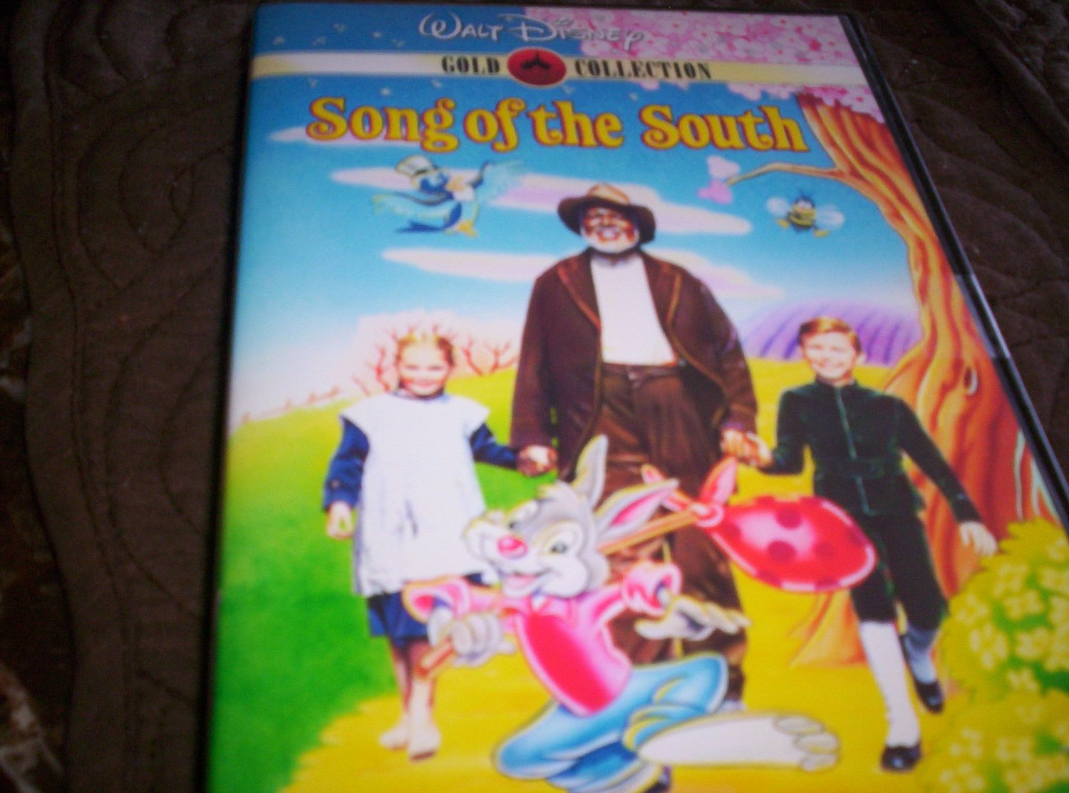 Opening To Song Of The South 2000 Vhs Scratchpad Fandom