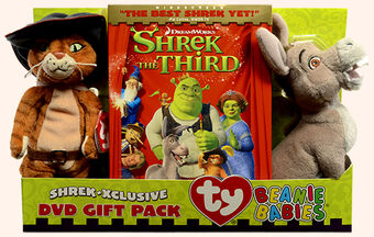 Opening To Shrek The Third 2007 Dvd Sony Pictures Dreamworks Animation Version Scratchpad Fandom