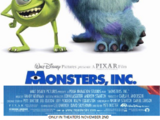 Opening to Monsters, Inc. AMC Theaters (2001)