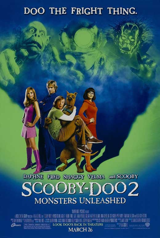 Scooby Doo 2 Monsters Unleashed 2004 At Scratchpad The Place For Everybody And Everything