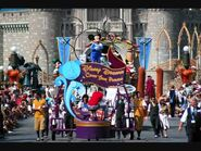 Disney's dreams come true parade full soundtrack