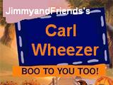 Boo to You Too! Carl Wheezer
