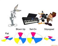 Daffy's Bad Bug Bunny