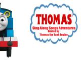 Thomas' Sing Along Songs Adventures DVD Ideas