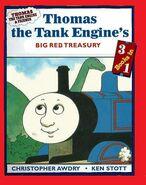Thomas the Tank Engine's Big Red Treasury