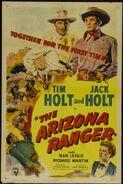 The Arizona Ranger (1948) poster
