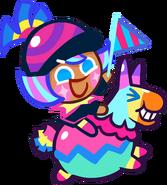 Piñata Cookie