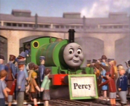 Percywithnameboard
