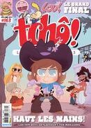 Bichon en couverture de tcho 163 by princekido d5lsjhb