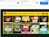 Amphibia/SpongeBob