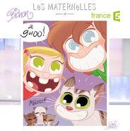 Bichon sur france 5 demain dans les maternelles by princekido d9nwwtd