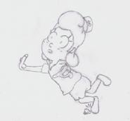 Bonnie trips over a rock by muggyy d8e7qc0