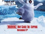 Opening to Happy Feet 2006 Theater (Regal)
