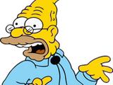 Grandpa Abe Simpson