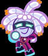 Cyborg Cookie