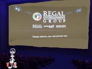 Bugs at regal cinemas