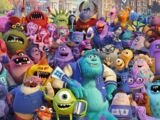 Opening to Monsters University 2013 Theater (Regal)
