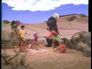 A Day at the Beach with Barney the Dinosaur (Early Pilot Version)