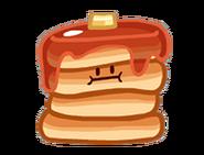 Pancake Frisbee