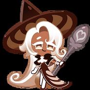 Latte Cookie