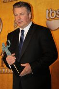 Alec Baldwin at the 2010 SAG Awards