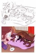 Bichon rime avec chaton by princekido d5jtxqz
