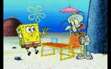 SpongeBobandSquidward-BoatingBuddies