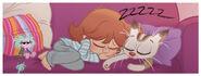 Bichon fait la sieste by princekido d6q6lup