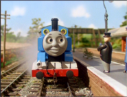 Thomas - Happy In Henry And The Elephant
