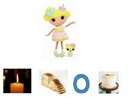Candle Slice O Cake code