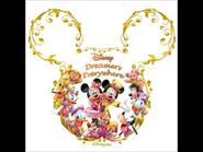 Disney Dreamers Everywhere Official Song