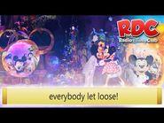 Mickey's Magical Party Time Lyrics (2014) - Disneyland Paris