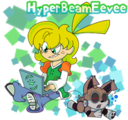 Data time by hyperbeameevee dc2e9f5