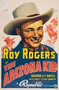The Arizona Kid (1939) poster